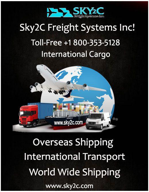 Break Bulk Cargo Shipping Service - Sky2c Freight Systems