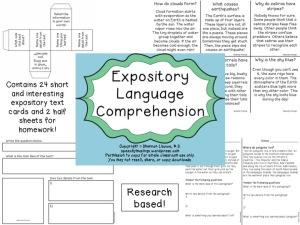 paraphrasing worksheets for middle school