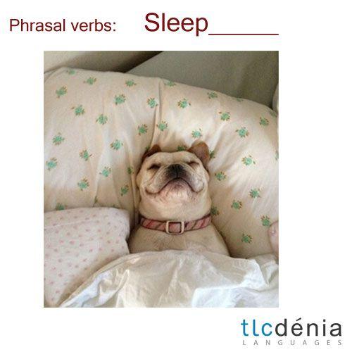 English sleep and best variant