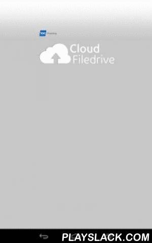 Cloud Filedrive  Android App - playslack.com ,  Glem besværlige FTP løsninger og usikre fællesdrev uden backup. Cloud Filedrive fra TDC Hosting er et nemmere og mere sikkert fællesdrev til din virksomhed. Du kan gemme din virksomheds filer som du vil, og du får nem adgang til dem fra både iPhone, iPad, Android, Windows Phone og dine computere. På den måde mangler du aldrig en fil der er gemt på en lokal kontor-computer og du behøver ikke undvære de rigtige oplysninger, når du lige står og…