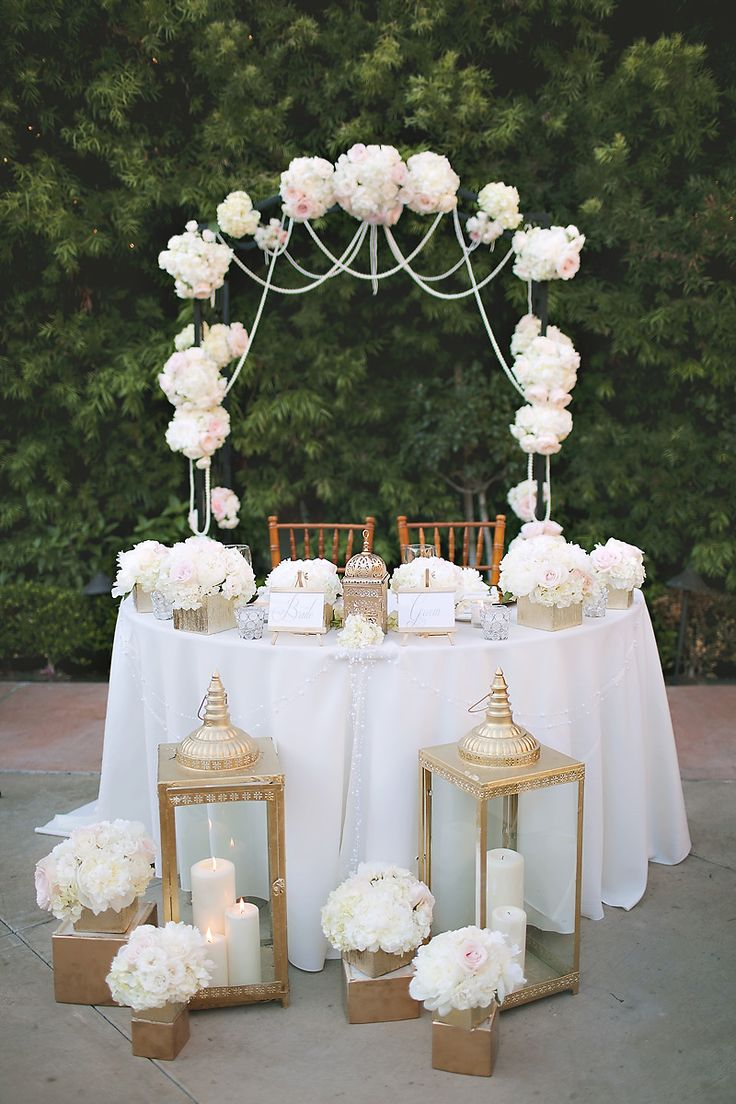 Bride And Groom Wedding Table Ideas 21 sweetheart table ideas for weddings we this moncheribridalscom Cant Get Over Our Sweetheart Table Photographer Mimi Nguyen Florist Green Leaf Designs