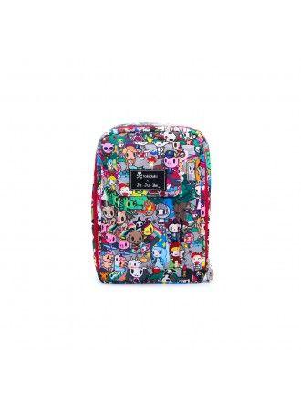 tokidoki x Ju.Ju.Be MiniBe Fairytella #tokidoki #jujube #backpack