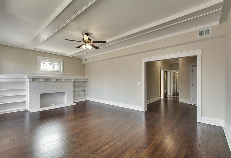 This Beautifully Rehabbed 3 Bedroom Apartment In Edgewater Maintains Its  Vintage Style. A Decorative White
