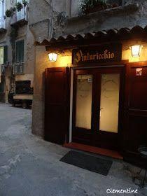 Le Blog de Clementine, Italie, Calabre, Tropea, Tourisme, restaurant, Pinturicchio