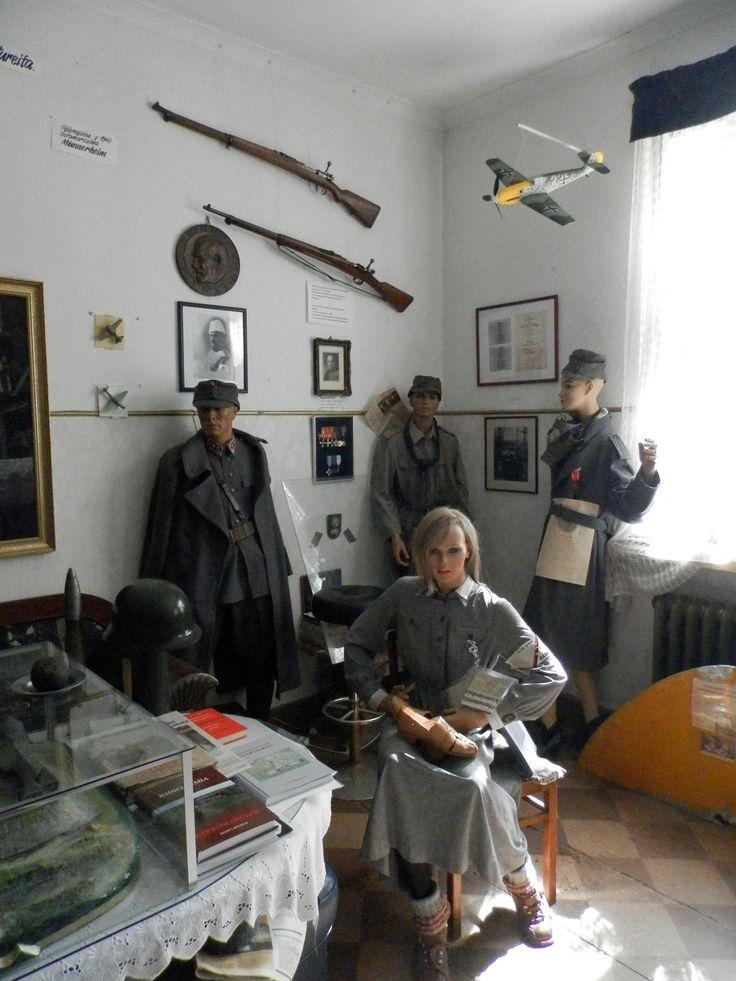В Музее ветеранов войны