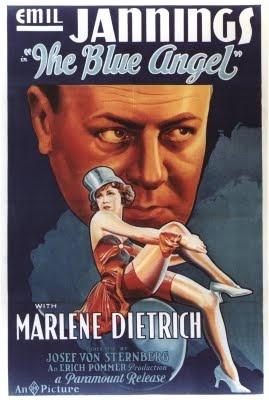 The Blue Angel - Marlene Dietrich -  1929