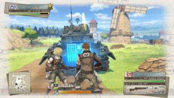 Valkyria Chronicles 4 getting Switch demo in Japan (plus some new screens)