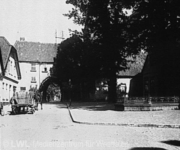 Westfälische Stadtbilder vor dem Zweiten Weltkrieg, Lengerich 1939