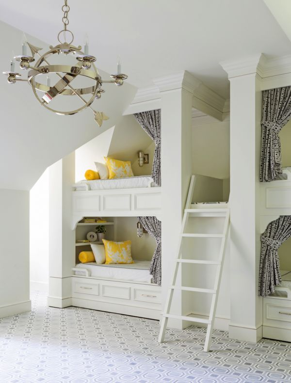 Bunk Room Ideas Part - 34: Kevin Walsh Style Files Bunk Room