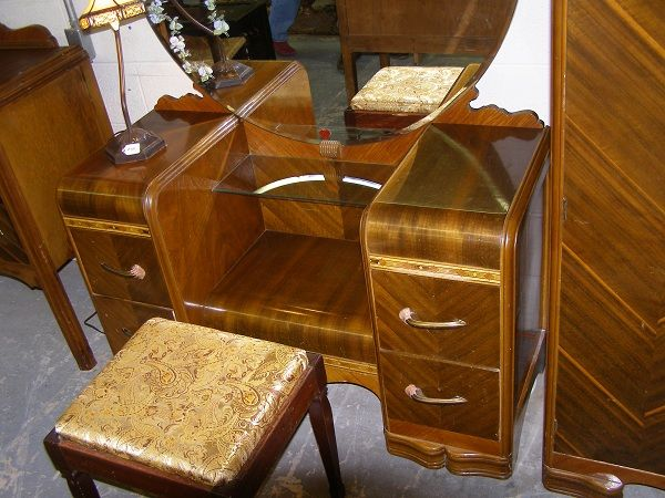 beautiful old antique furniture antique waterfall bedroom sets