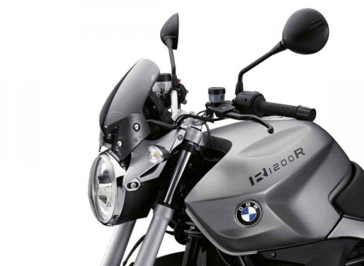 BMW R 1200 R Windschild Sport getönt