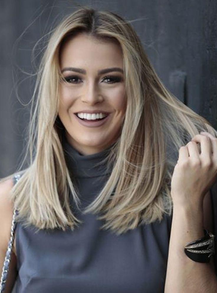 Medium Length Haircuts and Hair Color Ideas – Medium Hair