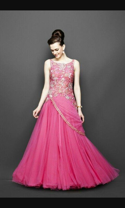 Mejores 85 imágenes de Gowns and dresses en Pinterest   Vestidos de ...