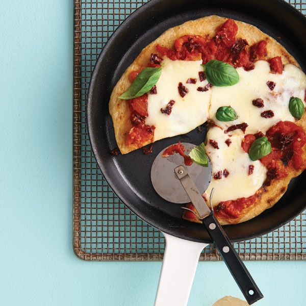Get this easy pizza recipe and more at Chatelaine.com