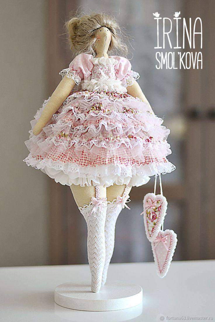 Tilda doll girl BRIDGET – shop online on Livemaster with shipping