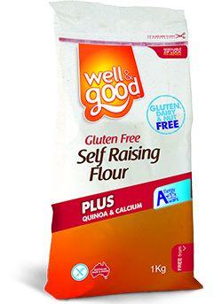 Gluten Free SR Flour Mix