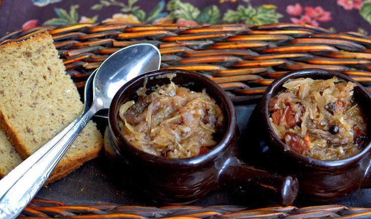 Ziółko w kuchni: Bigos Staropolski