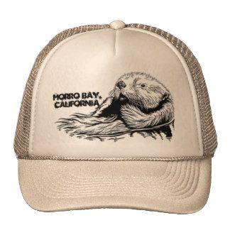 Vous loutre soyez dans le chapeau de baie de Morro Casquettes De Camionneur