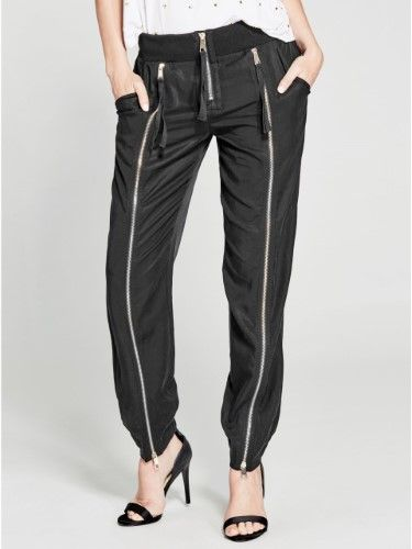 35640ed09756 Guess by Marciano Damia Zipper Pant