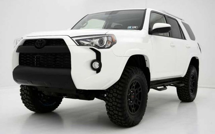 Pin by furla ikas on Future Cars | Toyota 4Runner, 2017 ...