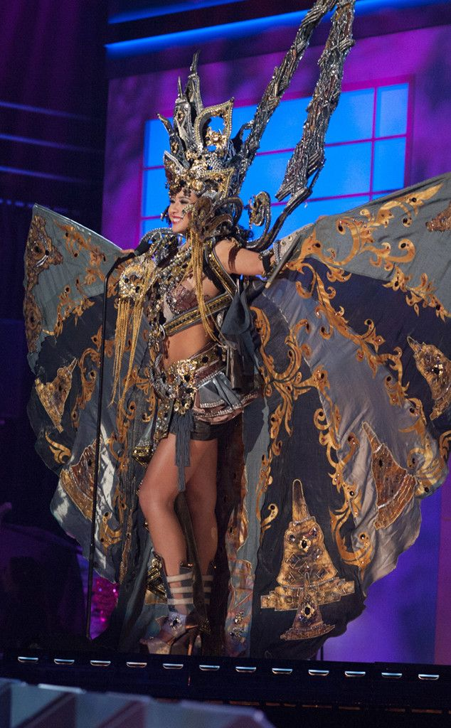 Miss Indonesia from 2014 Miss Universe National Costume Show | E! Online