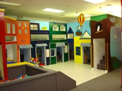 Indoor Playground but instead for outside and biggger