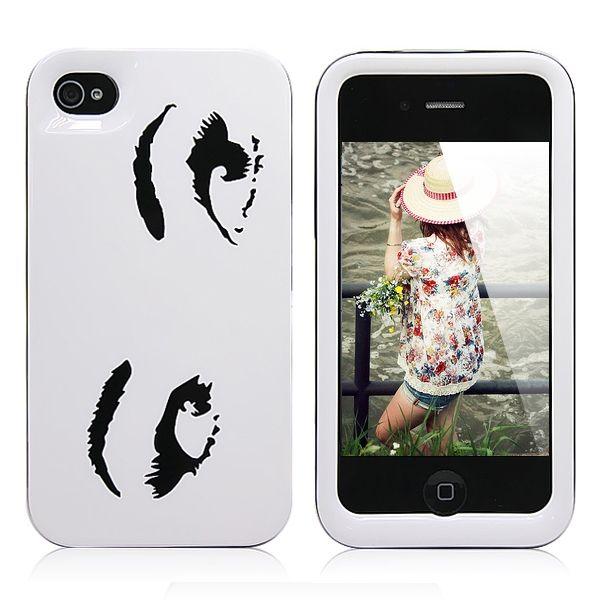 Stylish Fashion Eyes Two-piece iPhone 5 Back Case Cover - Fashion iPhone Cases - iPhone Cases