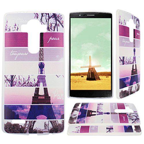 Asnlove per LG G4 Custodia Case di protezione di caso della copertura di Gel TPU silicone morbido modelli pittura protecttiva posteriore di vari colore-Torre Eiffel striscia Asnlove http://www.amazon.it/dp/B00ZI76JDM/ref=cm_sw_r_pi_dp_l26Gwb0RY6EQ2