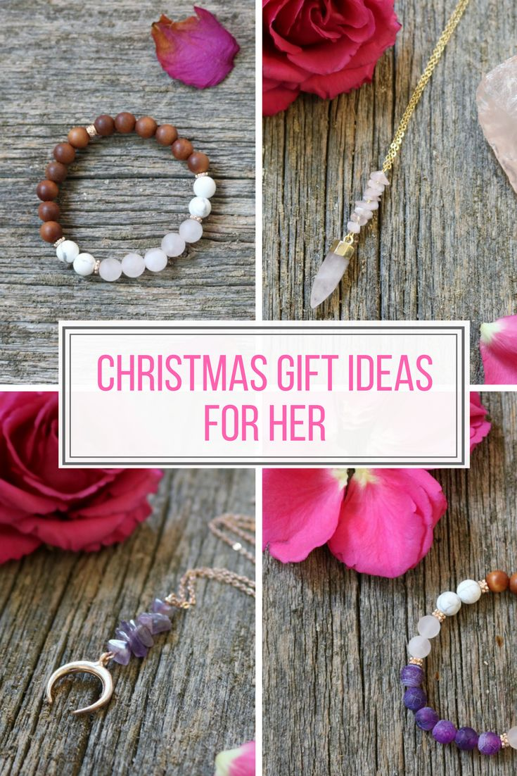 Gift your loved ones with beautiful meaningful jewelry!