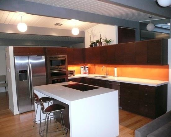 Eichler Kitchen Remodel · Kitchen And Bath RemodelingModern ...