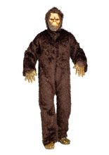 Bigfoot costume monster Deluxe brown, from category Fancy Costumes. In this # monster costume you will get everyone's attention, the …