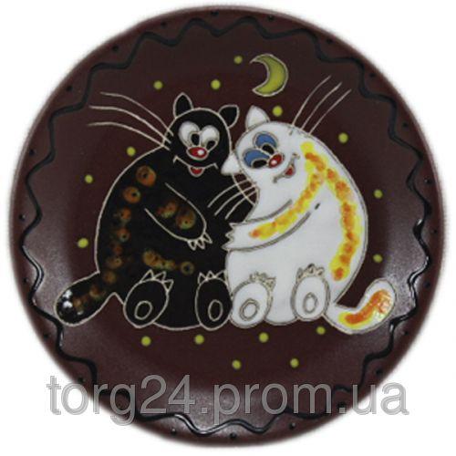 531032 Тарелка Толстые коты 22,5см, цена 138,80 грн., купить в Одессе — Prom.ua (ID#79610985)