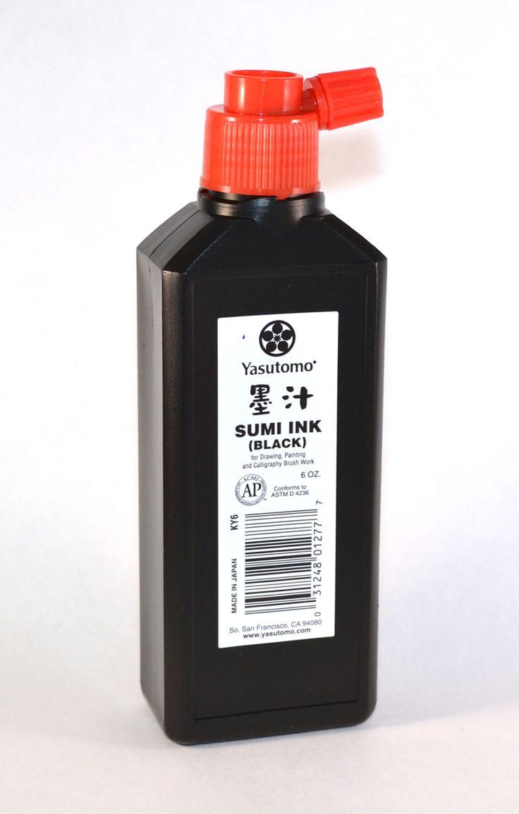 From yasutomo in black rectangular bottle this japanese