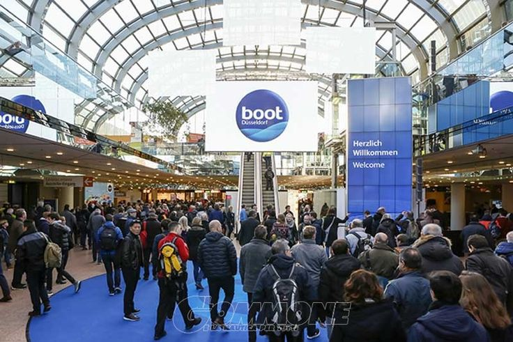 Boot 2017 Duesseldorf   - Guarda la photogallery completa su www.ilgommone.net