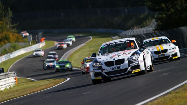 BMW Motorsport : Cars : BMW M235i Racing