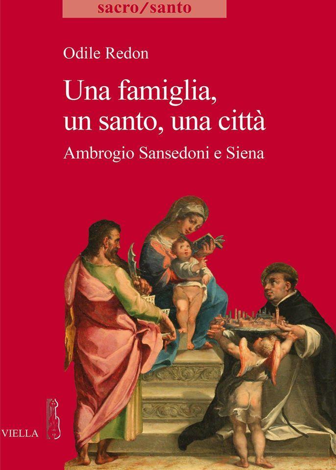 """MedioEvo Weblog: """"Un famiglia, un santo, una città"""" presentazione a Siena"""