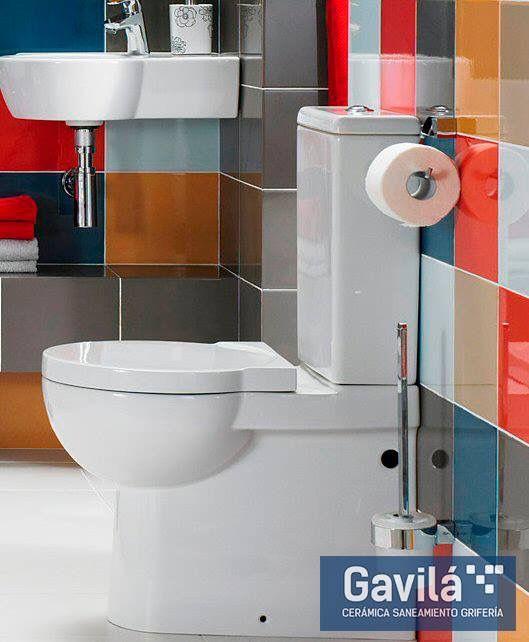La solución a baños pequeños donde un par de centímetros lo son todo, el inodoro Nano! Y en Gavilá Valencia lo tienes con las mejores condiciones: tanto de precio como de envío a España peninsular.    https://www.gavila.es/ind/tienda-online/producto/inodoro-pequeno-adosado-nano-57cm-cersanit/  #inodoro #baño #water #diseño #reforma #arquitectura #pequeño #nano #cersanit #57cms #aseo #tiny #small #wc #Valencia