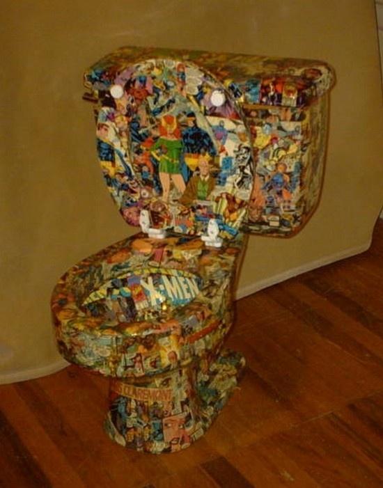 836 Best Mooie En Gekke Toiletten Images On Pinterest