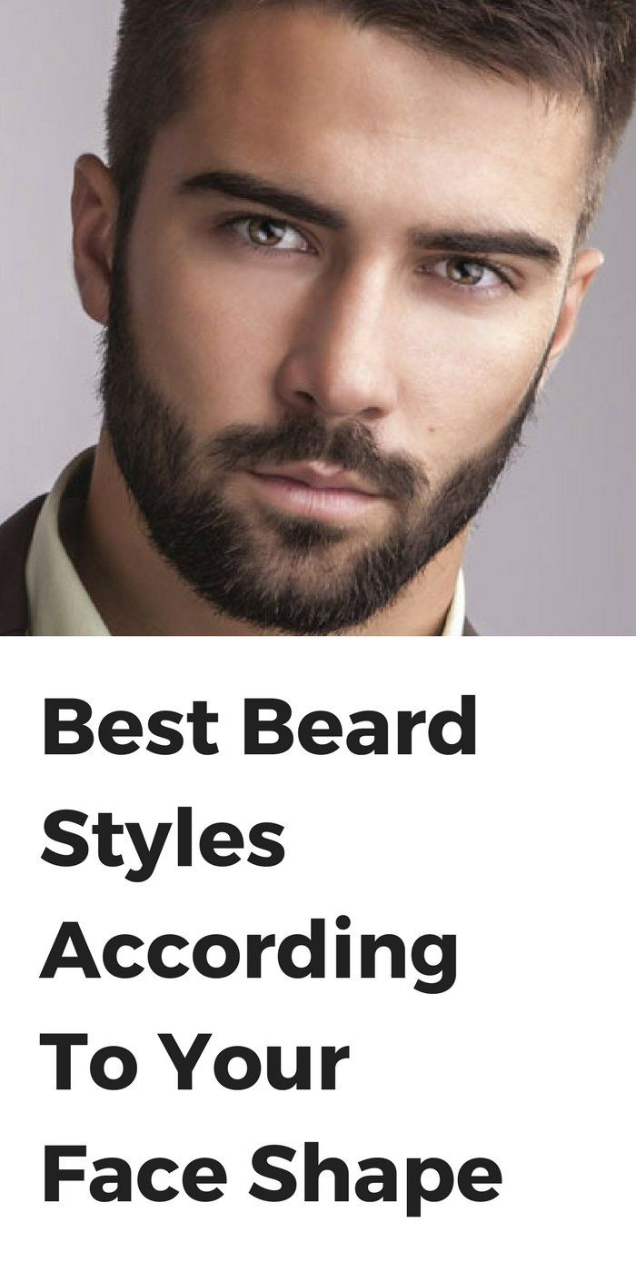 Best Beard Styles According To Your Face Shape In 2019 Men S
