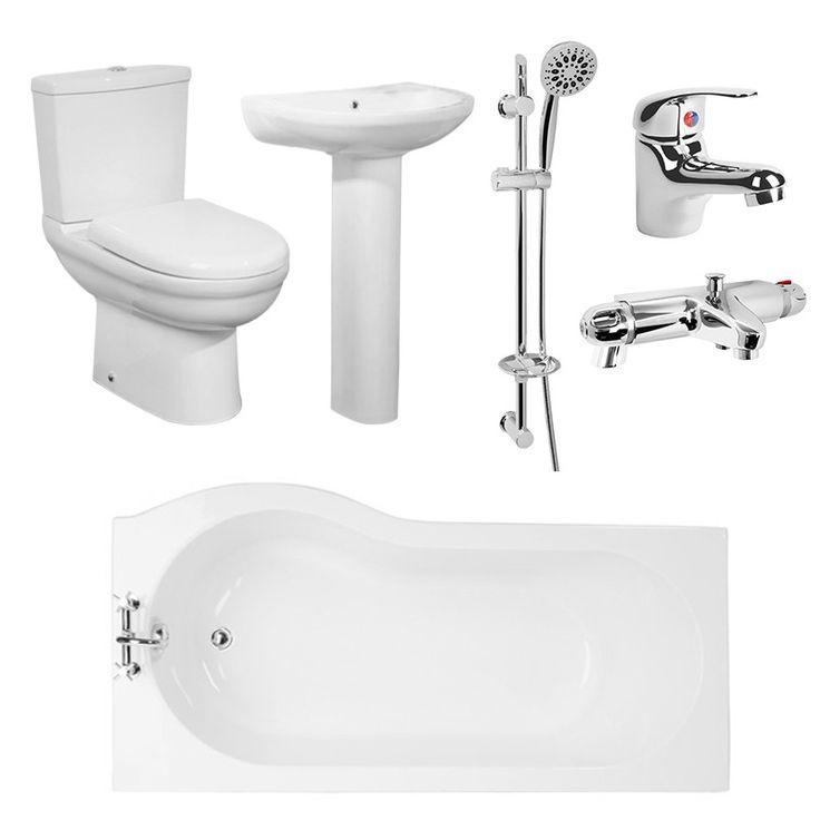 25 best ideas about shower rail on pinterest bathtub dee right hand p shape shower bath suite