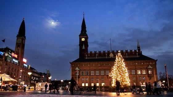 Christmas tree, © Christian Alsing