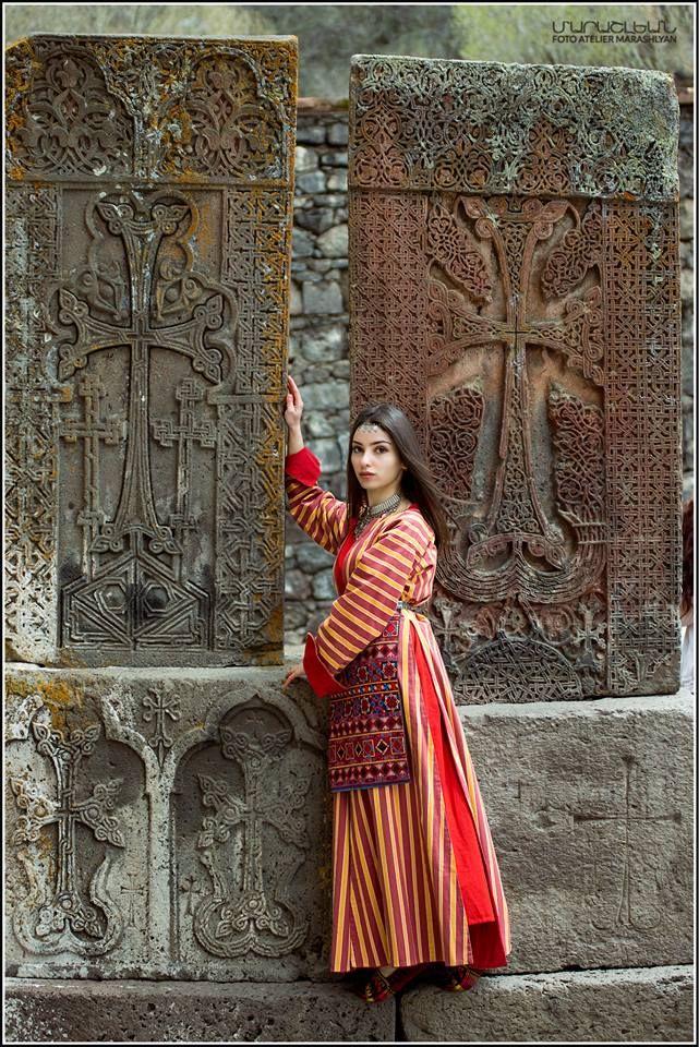 Տարազ- Armenian National Clothing - Taraz... Foto Atelier Marshalyan - Yerevan Armenia