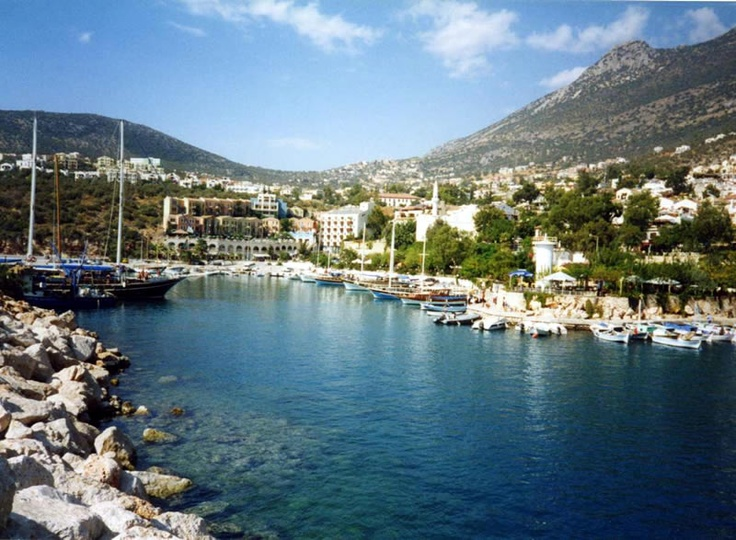 Kalkan Turkey  - summer holiday 2013
