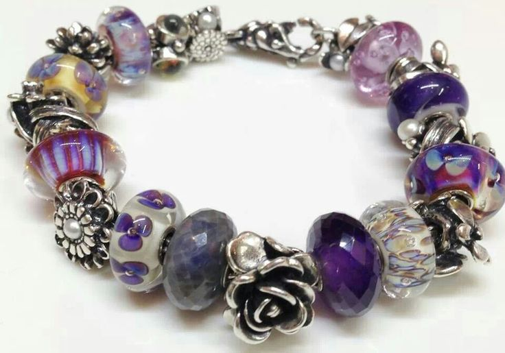 This is not my Trollbead design, but I like it!