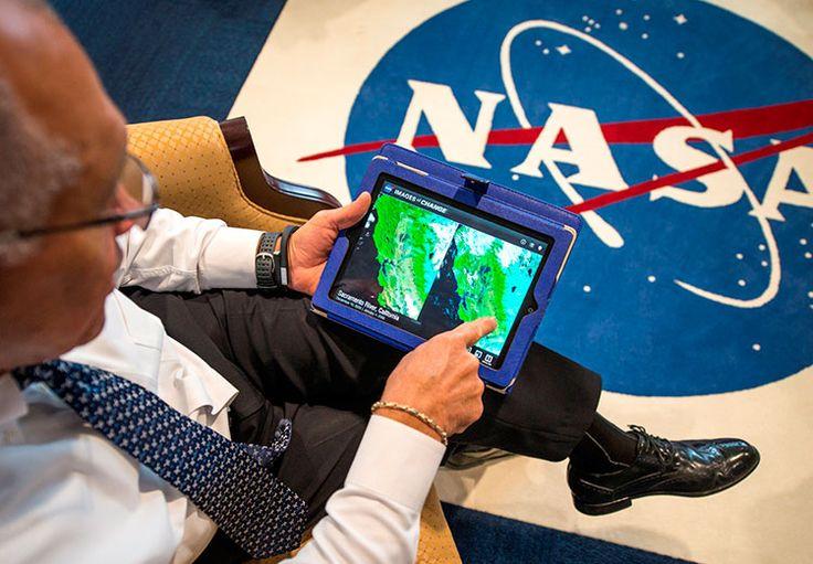 iPad ganha aprovação da NASA para ser usado em viagens espaciais