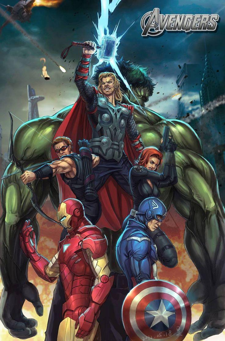 will xmen and the avengers meet hulks
