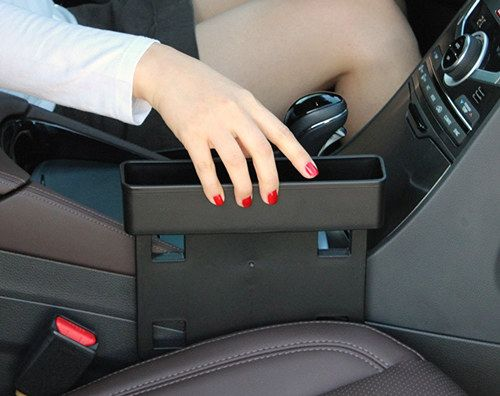 37 Cheap Products That'll Make Your Car So Much Better  Cool car accessories, Car console, Car