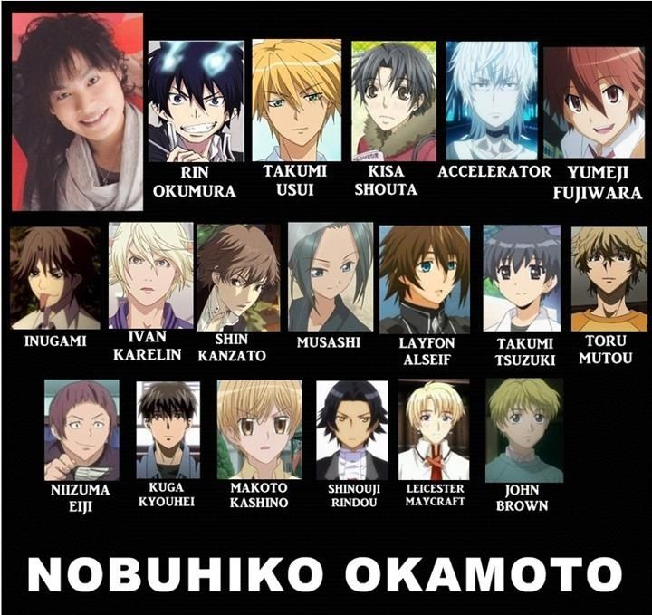 No way i only know 7 of them though anime voice actors