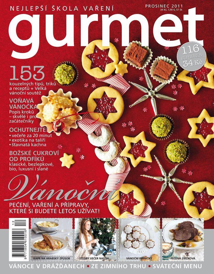 Časopisy,které prostě musíte mít :)   Gurmánky utržené ze řetězu