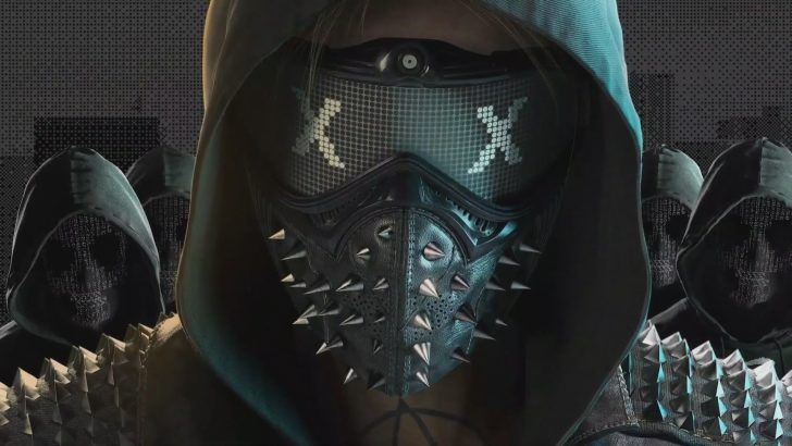 Pictures Of Watch Dogs 2: Download Watch Dogs 2 Wrench Mask Character Wallpaper